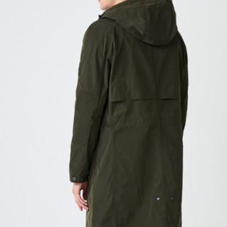 SELECTED 思莱德 R.D.S系列 男士中长款风衣 4193OM523