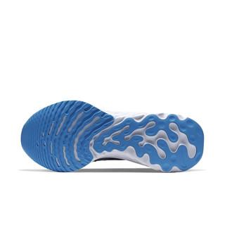 NIKE 耐克 React Infinity Run Fk 男子跑鞋 CD4371-007 黑蓝橙 42.5