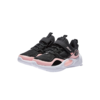 XTEP 特步 680316119702 儿童休闲运动鞋 黑粉红 28码
