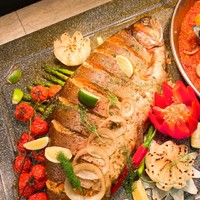 海鲜季重磅来袭+刺身+现烤牛排!上海环球港凯悦午/晚市自助餐