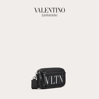 VALENTINO GARAVANI/华伦天奴 男士 VLTN 小号皮革腰包