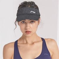 空顶帽女子防晒遮阳帽鸭舌帽男专业户外运动健身无顶跑步帽子