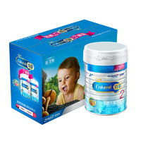 88VIP:MeadJohnson Nutrition 美赞臣 铂睿 婴儿奶粉 2段 850g*2罐