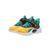 XTEP 特步 680316119703 儿童休闲运动鞋 黑桔 27码