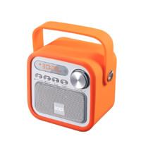 MIAVITO M50 收音机 魅力橙 套餐二