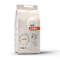 微信端: 味卡鲜 活性炭鲜豆腐猫砂 6L