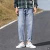 Tonlion 唐狮 62621FC0083449618 男士牛仔裤