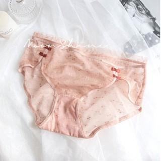 Bejirog 北极绒 F1MH8PPIB1 女士内裤 3条装