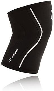 REHBAND 雷邦特  Rx Knee Support 运动护膝 96094 黑色 L