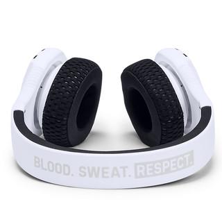 JBL 杰宝  UA TRAIN ROCK安德玛联名款 强森版 头戴式耳罩式降噪蓝牙耳机 白色