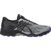 ASICS 亚瑟士 Fujitrabuco Lyte 男子越野跑鞋 1011A700 灰色/黑色/紫色 41.5