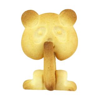 BitsyMore 宝思加 积木形小饼干 芝士味 60g
