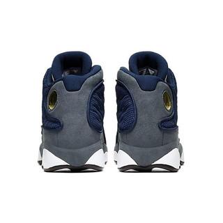 AIR JORDAN 正代系列 Air Jordan 13 女子篮球鞋 884129-404 海军蓝 39