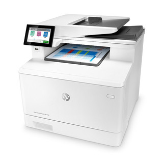 HP 惠普 Color LaserJet Enterprise MFP M480f 彩色激光多功能一体机