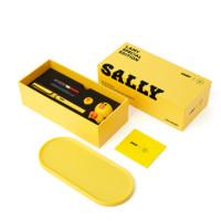LAMY 凌美 布朗熊莎莉联名 钢笔+墨水礼盒装 0.5mm 明尖