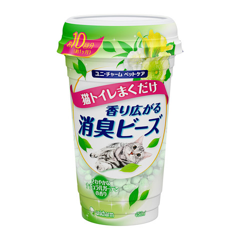 Gaines 佳乐滋 猫砂适用消臭珠 清新庭园香型 450ml