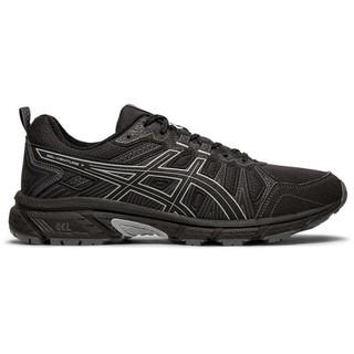 ASICS 亚瑟士 Gel-venture 7 男子越野跑鞋 1011A560-001 黑色 45
