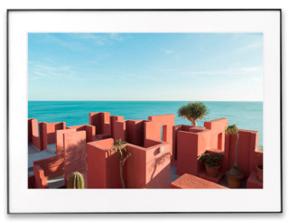 【pica photo】Andres Gallardo Albajar 红墙 5号 28x33厘米 限量50版