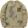 LI-NING 李宁 CF溯 敦煌博物馆联名秀款 中性运动卫衣 AWDQC08-3 黄褐色 L