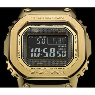 CASIO 卡西欧 G-SHOCK系列 43.2毫米太阳能腕表 GMW-B5000GD-9JF