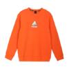 PEAK 匹克 综合运动系列 男子运动卫衣 DF611111 燃烧橙 L