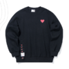 QIAODAN 乔丹 情人节限定款 中性运动卫衣 XWD33201593R 黑色 L