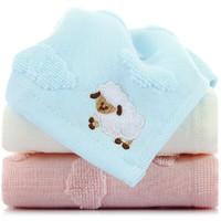 SANLI 三利 N7072T 儿童纯棉毛巾套装 3条装