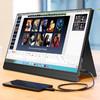 朗宁 椿都PM15A便携显示器 15英寸 1080P高配版 (500nits亮度,100%DCI P3色域)