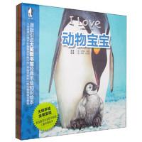 《我爱动物小百科·第1辑》(套装共6册)