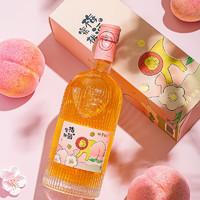 狮子歌歌   蜜桃梅酒   500ml*1瓶