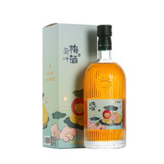 狮子歌歌 青梅酒  荷叶梅酒 500ml*1瓶