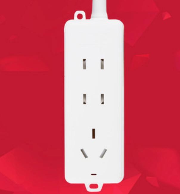 欧普照明 创意插线板插座排插带USB智能充电拖线板插板接线板插