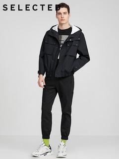SELECTED 思莱德 420121509 男士工装夹克