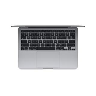 Apple 苹果 MacBook Air 13.3英寸 轻薄本 银色(酷睿i5-5350U、核芯显卡、8GB、128GB SSD、720P、MQD32CH/A)