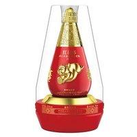 88VIP:LANGJIU 郎酒 红花郎 猪年生肖纪念酒 53度 酱香型白酒 750ml