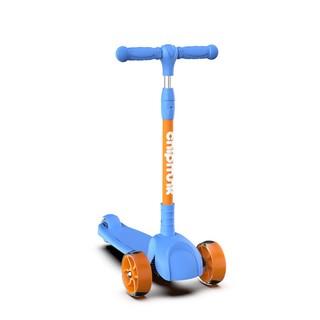 RoyalBaby 优贝 儿童一键折叠滑板车 橙色(1.5岁到5岁)