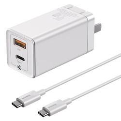 BASEUS 倍思 GaN氮化镓 充电器 45W 1A1C / 2C 充电线套装