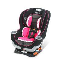 GRACO 葛莱 EXTEND2FIT 安全座椅 0-7岁 桃红色