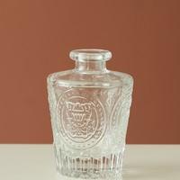Miz 米子家居 ins风客厅透明小花瓶