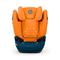 PLUS会员:Cybex 赛百适 solution s-fix 儿童安全座椅 3-12岁