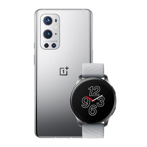 一加 OnePlus 9 Pro 5G旗舰2K+120Hz柔性屏 12GB+256GB 闪银 骁龙888 65W快充 拍照游戏手机