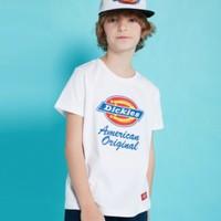 Dickies 帝客 兒童印花Logo短袖T恤
