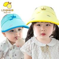 lemonkid 柠檬宝宝 儿童空顶防晒帽