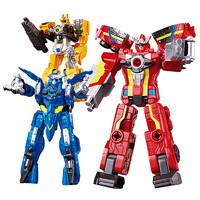 AULDEY 奥迪双钻 巨神战击队3 机器人 变形版
