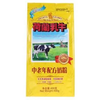 DutchCow 荷兰乳牛 中老年配方奶粉   900g