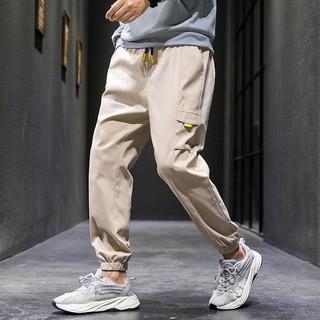Lee Cooper MD8MF501-K 男式时尚百搭束脚裤