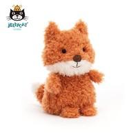 英国jellycat2020新品小狐狸毛绒玩具公仔玩偶