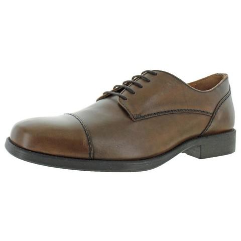GEOX 健乐士 男士牛津皮鞋
