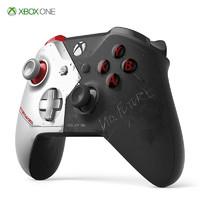 Microsoft 微软 新款Xbox Serie S/X无线手柄赛博朋克手柄