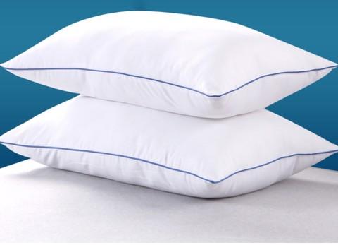 枕芯加枕套套装枕头带枕套学生单人护颈椎枕成人家用